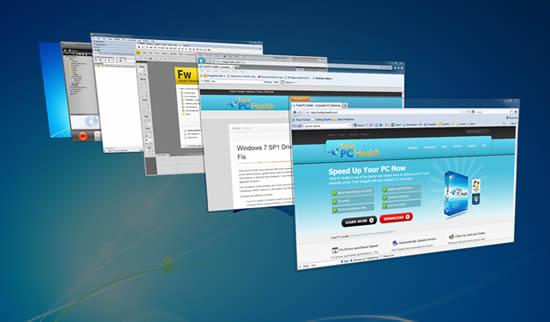 Useful: Hot keys in Windows 7 • HWzone