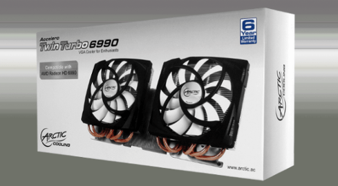 Photo of Arctric Cooling: New Coolers
