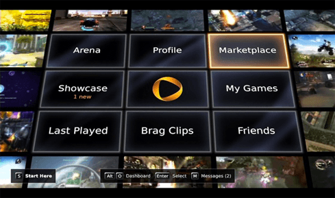 Photo of OnLive on your tablet too