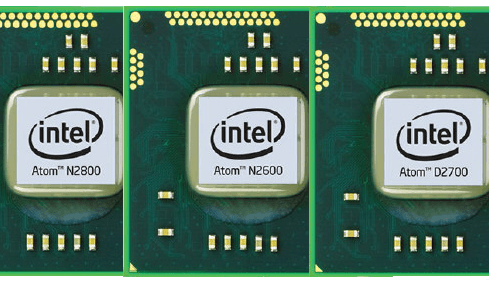 Photo of Intel's Cedar Trail processors launched