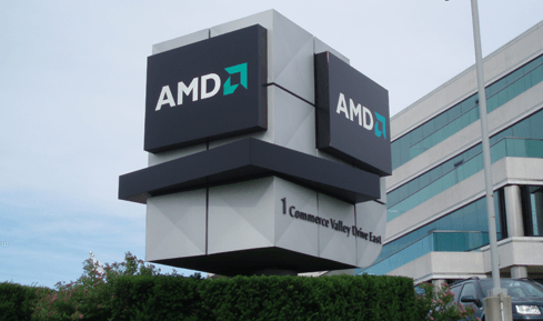 Photo of AMD is back to losing money, for now