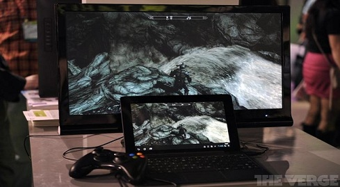 Photo of Play Skyrim on your tablet
