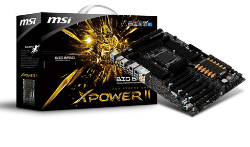 Photo of MSI launches the Big Bang XPower II board