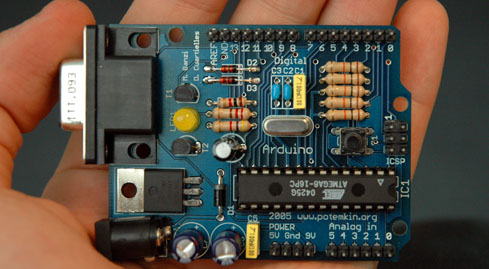 Photo of Arduino: Now in the forums