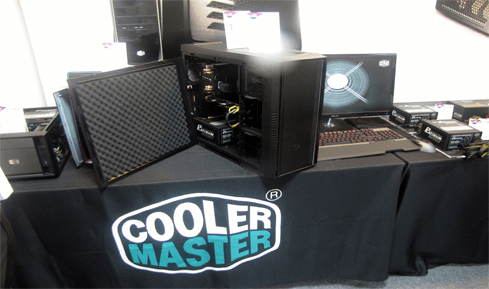Photo of CoolerMaster reveals its arsenal