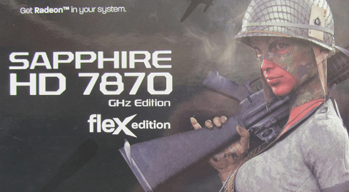 Photo of Sapphire HD7870 Flex in Review - The race for adapters is over