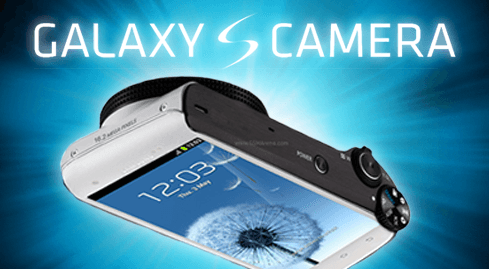 Photo of Rumor: Samsung will introduce an Android-based camera at the IFA conference