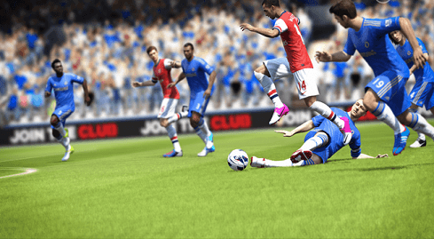 Photo of FIFA 13: Ronnie is out, the English are staying