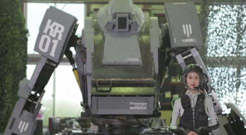 Photo of רובוט לחימה למכירה, השטות החדשה מיפן