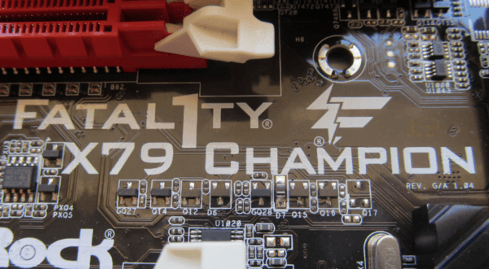 Photo of X79 Champion in review - with ASRock giving everything