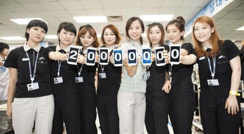 Photo of למרות ההפסד: סמסונג ממשיכה לדהור קדימה