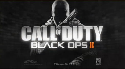 Photo of Black Ops 2 - 2012's largest multimedia launch