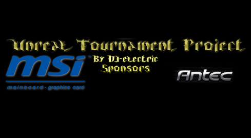 Photo of פרוייקט המודינג שלי – Unreal Tournament Project