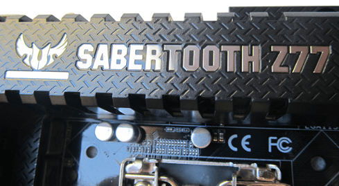Photo of SABERTOOTH Z77 - The processor in the tank will win: Audit motherboard
