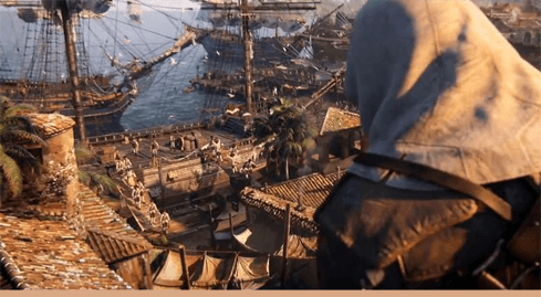 Photo of Assassins Creed Black Flag: Leaked exposure video to the network