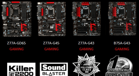 Photo of MSI launches an advanced gaming motherboard series