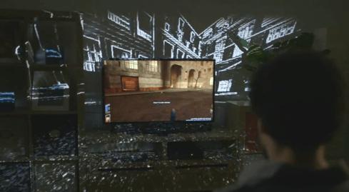 Photo of Xbox 720 IllumiRoom: כך נשחק משחקים בדור הבא?
