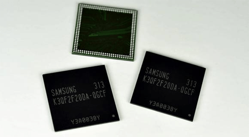Photo of Samsung displays ultra-fast memory for smartphones and tablets