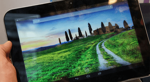 Photo of First Details on Toshiba's Tegra 4 Tablet