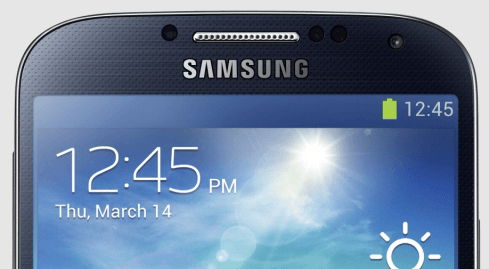 Photo of Galaxy S4's screen has been tested in depth and has received returns