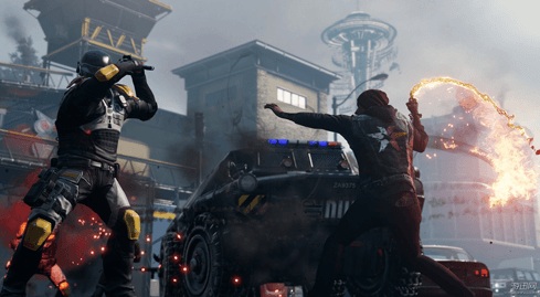 Photo of inFAMOUS Second Son: First gaming video revealed