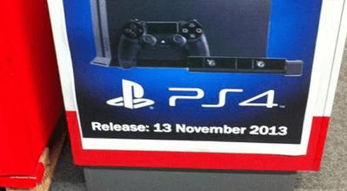Photo of PlayStation 4: ההשקה ב-13 בנובמבר?
