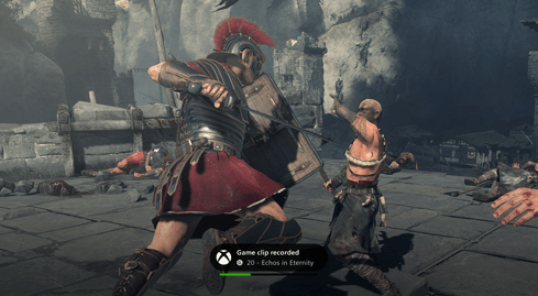 Photo of Ryse - Son of Rome: Game premiere