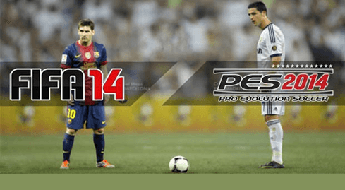 Photo of is it just a sport? PES 2014 and FIFA 14 will be released on the same day