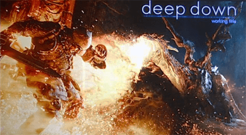Capcom's Photo of Deep Down will be an online game only