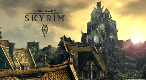 Photo of Skyrim נבחר למשחק הטוב ביותר של הדור הנוכחי