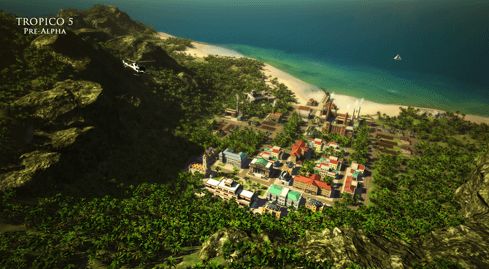 Photo of Tropico 5: First pictures from the game