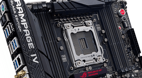 Photo of Asus: The strongest on the LGA2011 gets even stronger