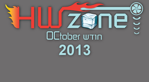 Photo of HWzone Announces Opening of October 2013 Month!