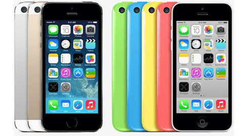 Photo of Apple's new iPhones: Honey and Sting (updated 2X)
