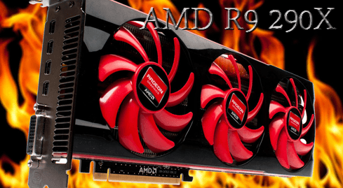 Photo of Monster in the doorway: The Radeon R9 290X video card is coming