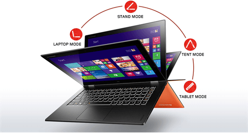 Photo of Lenovo's new yoga: 9 hours and 360 degrees