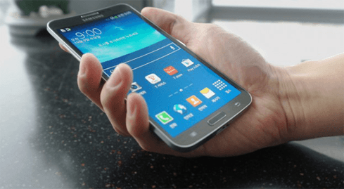 Photo of Galaxy Round: The world's first flexible screen smartphone