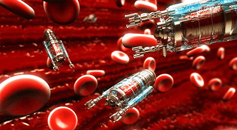 Photo of Scientists inserted nanomotor into human cell