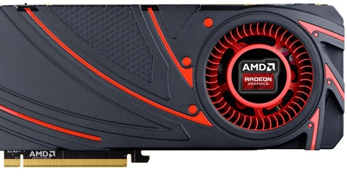Photo of AMD implies: two R9 290X in one video card, how?