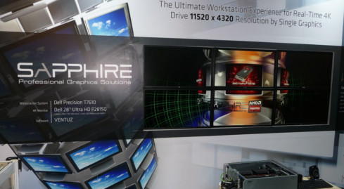 Photo of Sapphire at Computex: Advanced cooling is the main weapon