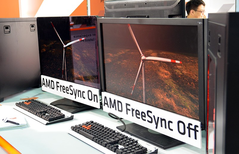 Photo of AMD reaches agreements for FreeSync technology, launched on 2015