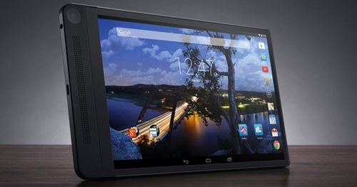 Photo of the world's smallest tablet belongs to Dell