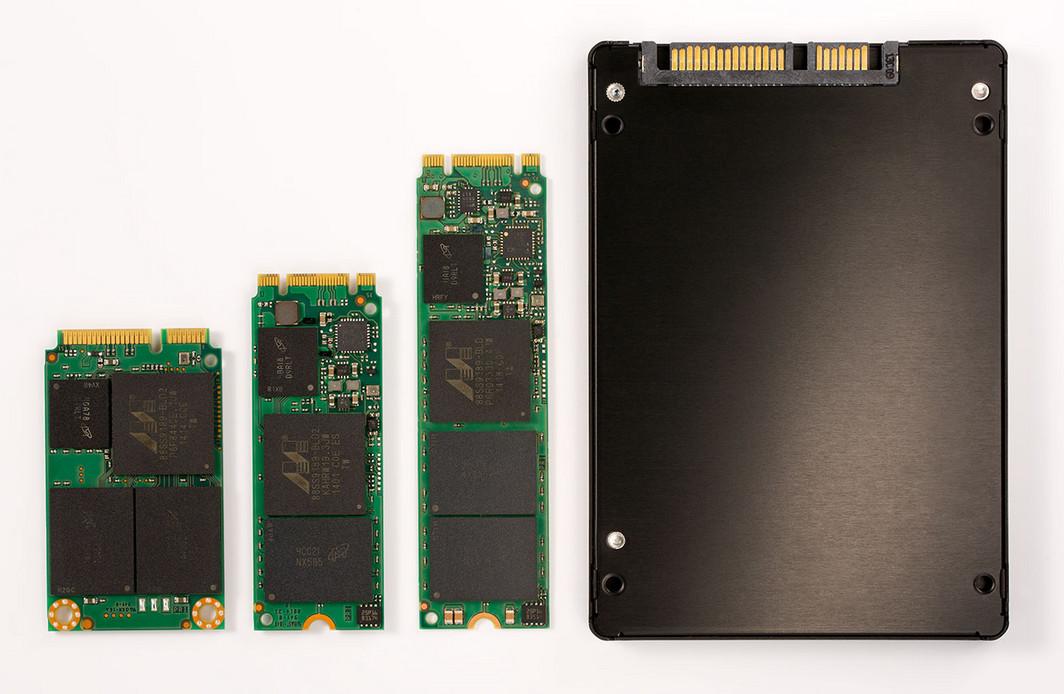 כונני ה-SSD החדשים של מיקרון: חסכון בצריכת החשמל