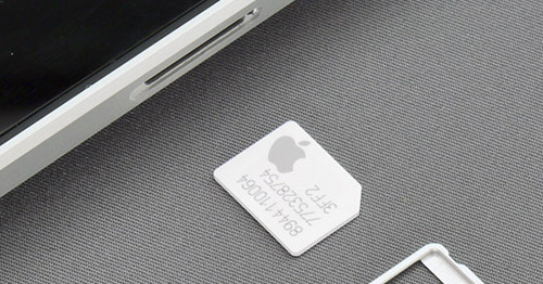 Photo of Apple SIM: The next revolution in mobile?