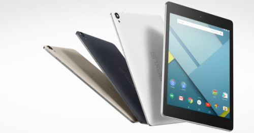 Photo of Nexus 9: HTC and Google launch a particularly powerful tablet