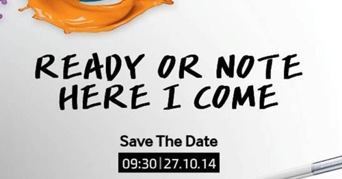 Photo of Return of the King? The Galaxy Note 4 will be officially launched in the country on 27 in October