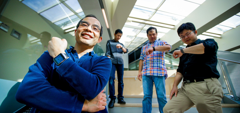 Microsoft's Xuedong Huang