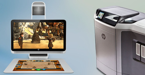 Photo of HP at the forefront: The 3D printer that wants to change the market surface
