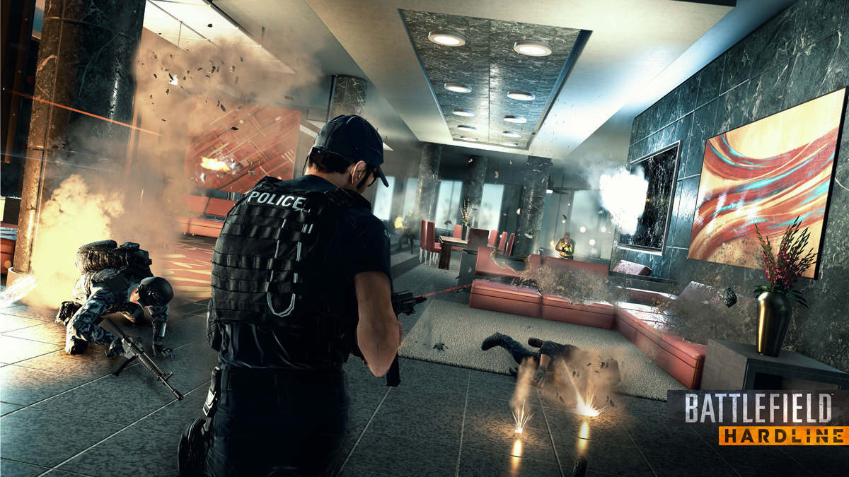 Photo of Tomorrow's Wars: Battlefield Hardline on the way, Battlefield 5 in the planning