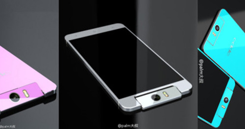 Photo of Oppo N3: Colorful, advanced, weird and coming at the end of the month